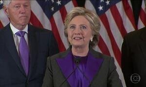Trump causa polêmica ao falar dobre total de votos obtidos por Hillary Clinton