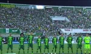 Chapecoense teve em 2016 o melhor desempenho no Brasileirão