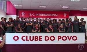 Jogadores do Inter pedem que a última rodada do Brasileirão seja cancelada