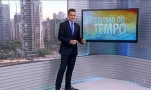 Temperaturas voltam a subir em todo Brasil