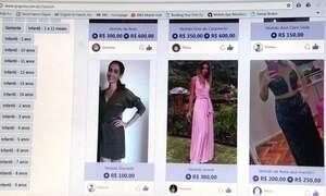 Empresárias criam site de compartilhamento de roupas para festas