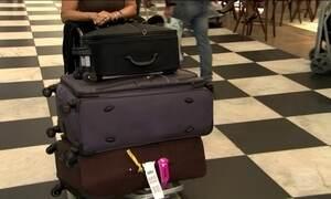 Senado aprova projeto que suspende cobrança por bagagens despachadas