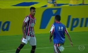 São Paulo conquista o título da Copa RS de futebol sub-20