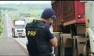 Multa pesada não inibe exceso de velocidade nas rodovias federais