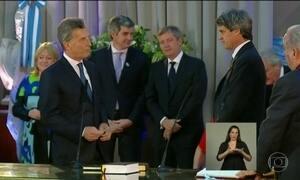 Presidente da Argentina pede a renúncia do ministro da Fazenda e Finanças