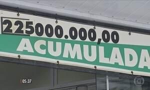 Prazo para apostar na Mega-Sena da Virada acaba neste sábado (31)