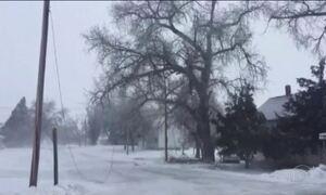 Neve vai atrapalhar festejos de Ano Novo de muita gente nos EUA
