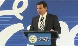Ford desiste de investir em fábrica no México após ameaças de Trump