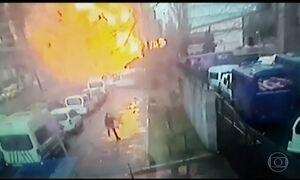 Turquia responsabiliza as Milícias Curdas pelo ataque ao tribunal na cidade de Izmir