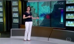 Confira a previsão do tempo para esta sexta-feira (6)