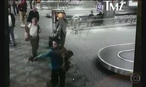 Vídeo mostra atirador no aeroporto de Fort Lauderdale, na Flórida