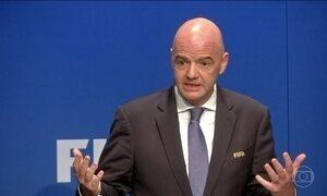 Copa do Mundo terá 48 seleções a partir de 2026