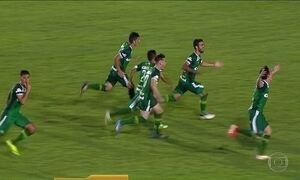 Chapecoense brilha e avança para a terceira fase da Copa SP de Futebol Jr