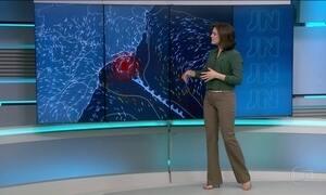 Confira a previsão do tempo para a quinta-feira (12) em todo o país