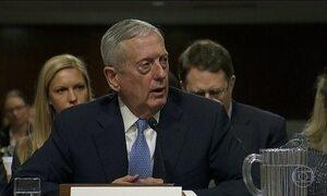 General que Trump nomeou para o Pentágono faz duras críticas à Rússia