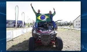 Brasil conquista, pela primeira vez, um dos cinco principais títulos do Rally Dakar