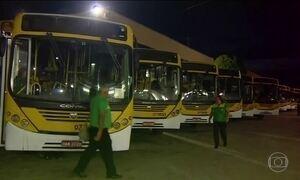 Quase um milhão de passageiros estão sem transporte público em Manaus