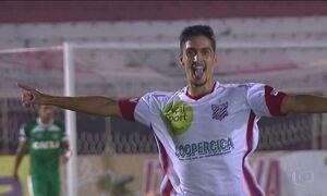 Paulista elimina Chapecoense na Copa São Paulo de Futebol Júnior