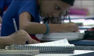 Desempenho de estudantes em matemática caiu, mostra pesquisa