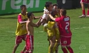 Batatais derrota o Botafogo e segue para a semifinal