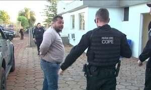 Vereadores deixam a cadeia para tomar possem em Foz de Iguaçu