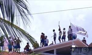 Duas facções brigam pelo controle do presídio no Rio Grande do Norte
