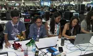 Jovens usam a tecnologia para provocar transformação social na Campus Party