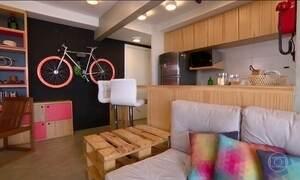 Confira dicas para decorar apartamentos pequenos