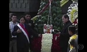 Pedida a prisão do ex-presidente do Peru Alejandro Toledo, envolvido com a Odebrecht