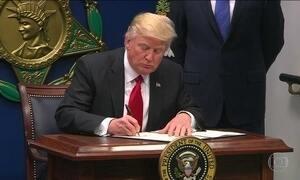 Tribunal da Califórnia vai decidir sobre decreto anti-imigração de Trump