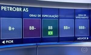Agência de risco Standard and Poors melhora avaliação da Petrobras