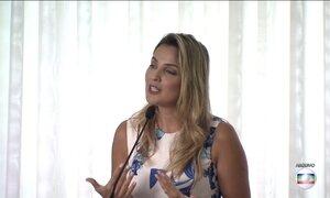 Hacker ameaça revelar conversa de Marcela Temer sobre marqueteiro