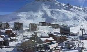 Avalanche deixa quatro mortos nos Alpes Franceses