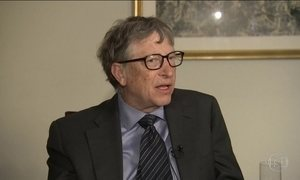 Bilionário Bill Gates alerta sobre política familiar de Donald Trump