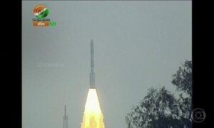 Índia põe em órbita 104 satélites de uma só vez e derruba recorde da Rússia