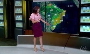 Rio de Janeiro deve ter máxima de 37ºC nesta quarta-feira