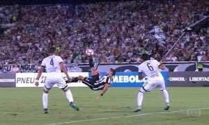 Muitos gols e alguns golaços marcam rodadas da Libertadores e da Copa do Brasil