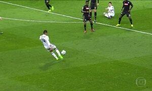Real Madrid e Bayern de Munique vencem na Liga dos Campeões da Europa