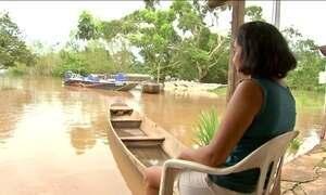 Enchentes deixam 14 municípios de Mato Grosso sob emergência