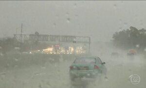 Sul da Califórnia enfrenta tempestade mais forte dos últimos anos