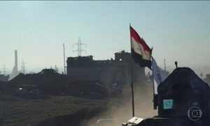 EUA lideram ataques da coalizão que tenta expulsar Estado Islâmico de Mossul