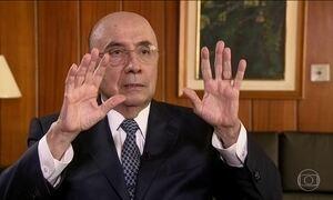Jornal da Globo - Edição de Segunda-feira, 20/01/2017