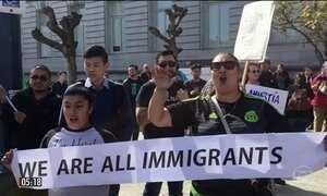 Departamento de segurança divulga novas normas de imigração dos Estados Unidos