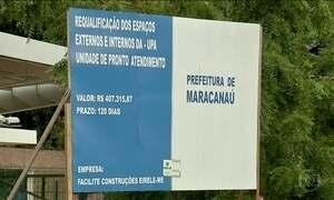 Comunidade do Ceará com UPA novinha e sem uso depende de posto médico precário