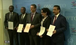 Acordo da OMC promete impulsionar a economia mundial
