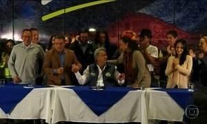 Equador terá segundo turno para eleger novo presidente