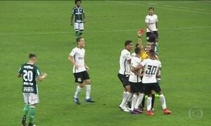 Decisão equivocada de juiz que apitou Corinthians e Palmeiras é anulada
