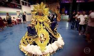 Igreja Católica ajuda Escola de Samba de SP a desenvolver enredo