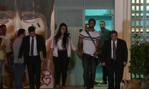 STF nega recurso da mãe de Eliza Samudio para que goleiro Bruno voltasse para a cadeia
