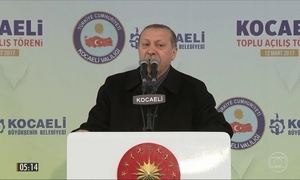 """Presidente da Turquia chama Holanda de """"república da banana"""""""